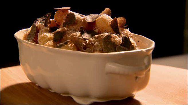 Pommes de terre truffes Gordon Ramsay