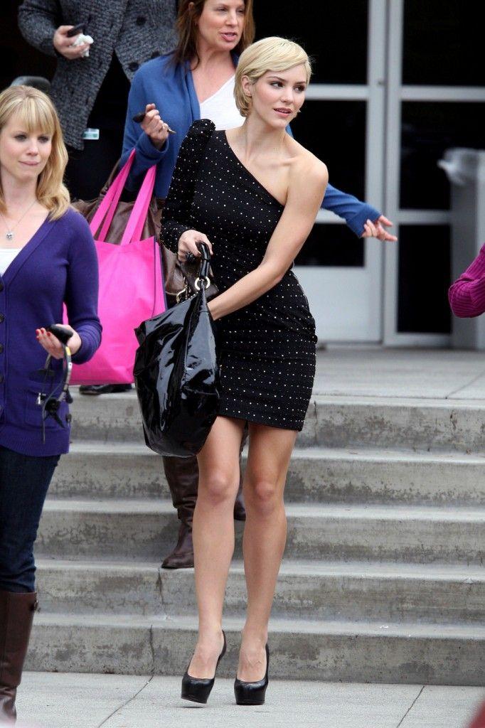 Katharine Mcphee Fit & Skinny 2010 | Streetstyle & Street ...