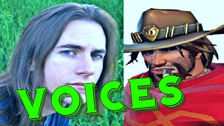 McCree: All Voice Lines Overwatch Voice Actors Overwatch Characters line...