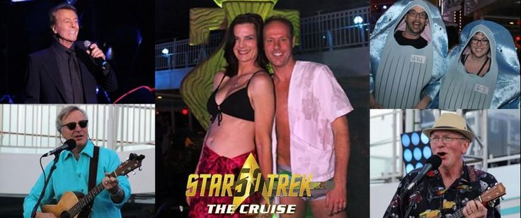 Star Trek: The Cruise -- Day Five Recap   Stardate 2017.01.13 Due to an ion storm the Norwegian Pearl/U.S.S. Enterprise could not reach Risa which is to say weather conditions prevented Star Trek: The Cruise from landing at Great Stirrup Cay. So a full day of on-ship activities was added complementing the already-planned events and giving fans additional time in the company of many of their favorite stars. StarTrek.com is here with photos and a recap of Day Five  Hundreds of participants met…