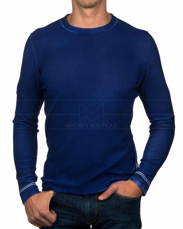 Jersey STONE ISLAND ® Reversible ✶ Bluette | ENVÍO GRATIS