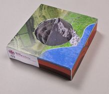 Cut-out 3D model of Bardon Hill Quarry | British Geological Survey (BGS)