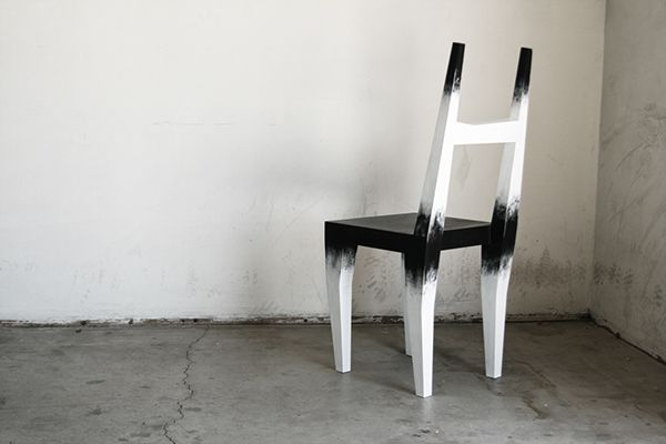 'Ruined', an experimental furniture series by Andrew Wagner  / sornmagazine.com
