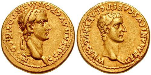 Monete Romane in Bronzo, in Argento e in Oro - Monete di Valore