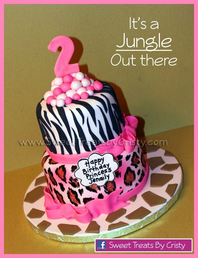 17 best images about baby shower ideas on pinterest pink for Animal print baby shower decoration ideas