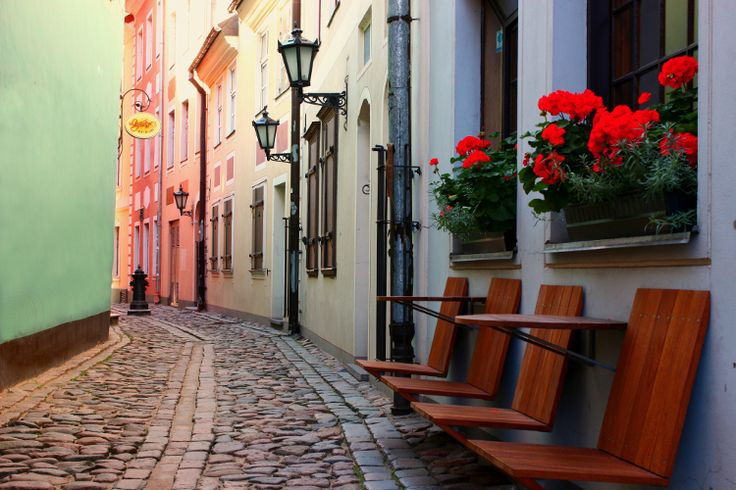 The cobbled streets of Old Rīga. Image by Suzanne Rowcliffe / Getty Images  10 reasons to visit Latvia