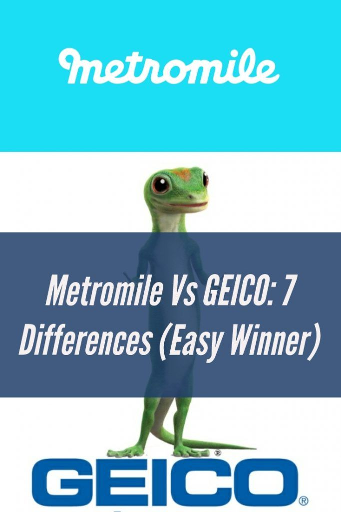Metromile Vs Geico Insurance Comparison Car Insurance