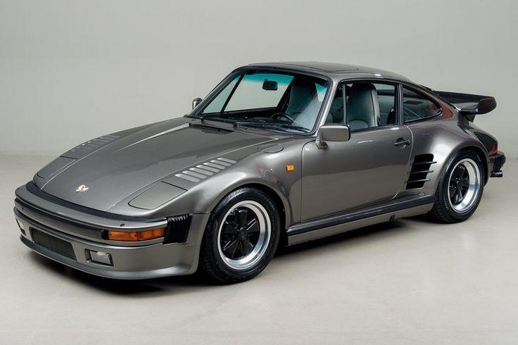 1985 Porsche 930 Slant nose