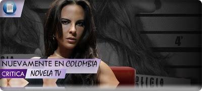 La exitosa serie La Reina Del Sur, protagonizada por Kate Del Castillo, sera re-transmitida por el canal colombiano CaracolTelevisión.