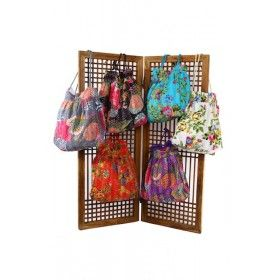 Bags Kantha Stitched