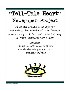 tell tale heart point of view essay Everything you need to know about the narrator of edgar allan poe's the tell-tale heart, written by experts with you in mind.