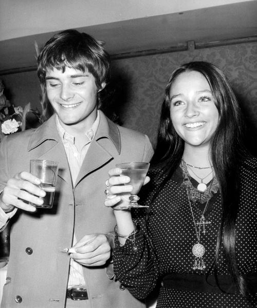 #ADVOCATE1612 Leonard Whiting and Olivia Hussey