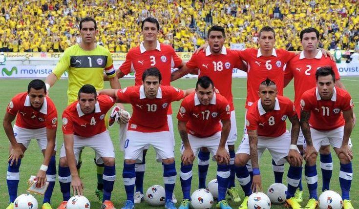 Daftar Skuat Chile di Piala Konfederasi 2017
