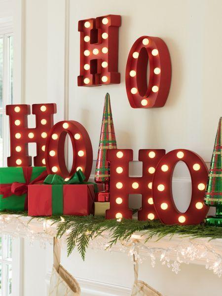 ho ho ho marquee letters battery powered ho ho ho With ho ho ho marquee letters