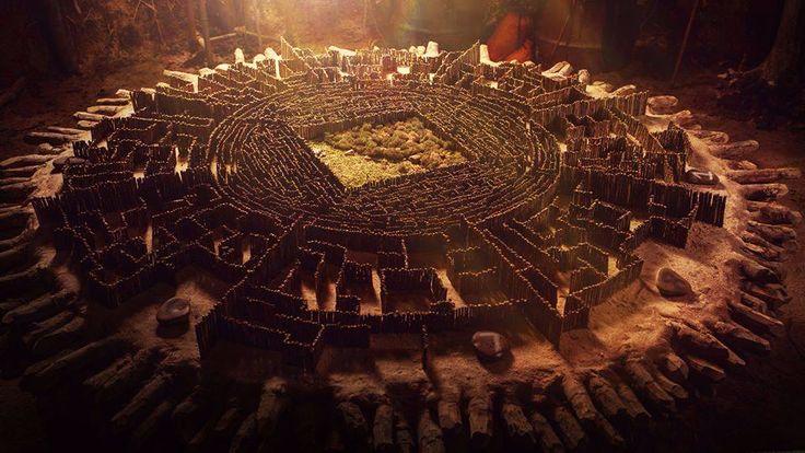 The Maze - The Maze Runner Wiki