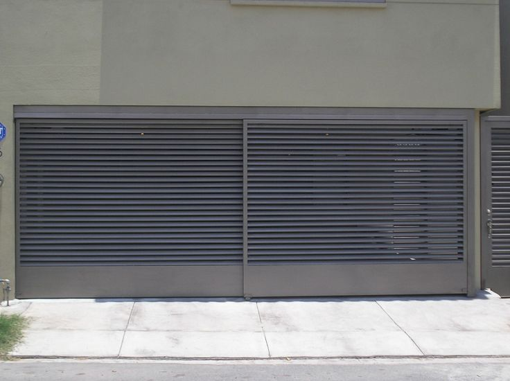Las 25 mejores ideas sobre rejas metalicas en pinterest y for Puertas metalicas economicas