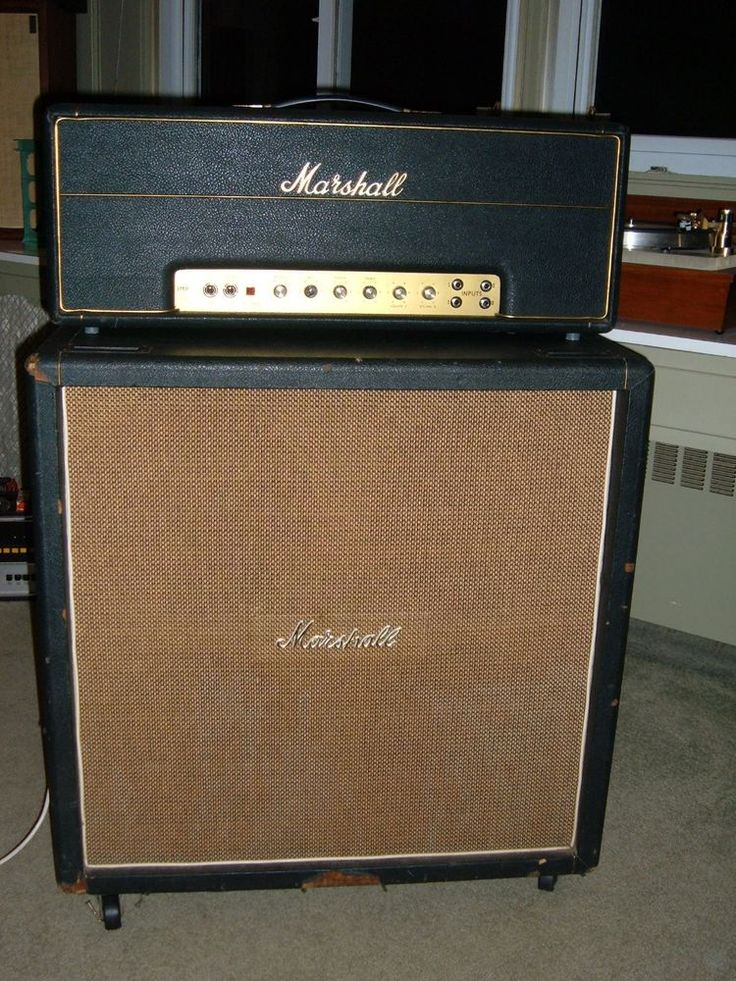 dating vintage marshall amps Ref 10415 marshall jmp50 plexi head with the mustard caps are great way of dating vintage amps as they are very reliable and they almost never need.
