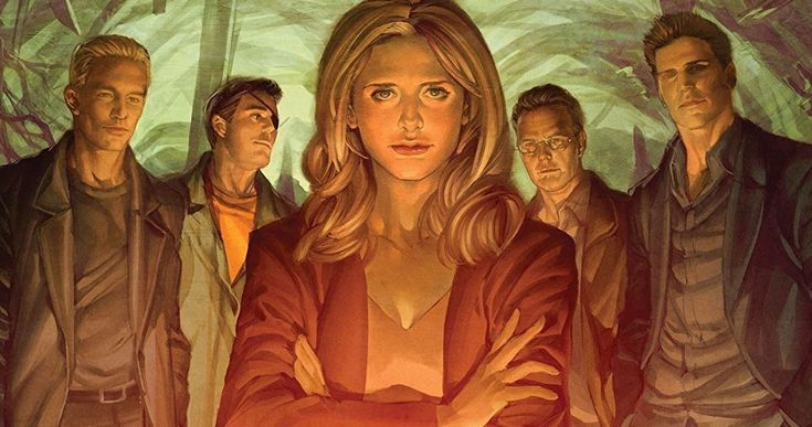 Joss Whedon Returns to the World of Buffy the Vampire Slayer -- Following his exit from Batgirl, Joss Whedon is co-writing Season 12 of the Buffy the Vampire Slayer Comic. -- http://tvweb.com/buffy-the-vampire-slayer-season-12-comic-book-joss-whedon/