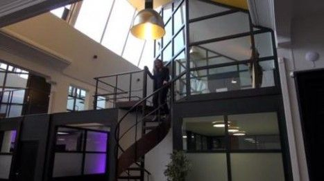 Le centre d'affaires Be Square a ouvert ses portes aux entreprises et entrepreneurs en janvier dernier. Nous nous sommes glissés dans les locaux avenue Jean-Lebas pour vérifier si l'on s'y sent bien…