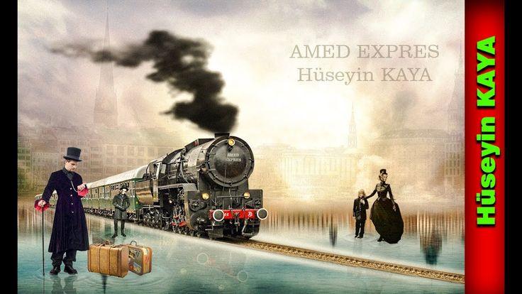 amed expres manipulation  Photo #Photoshop tutorial speed art Hüseyin KA...