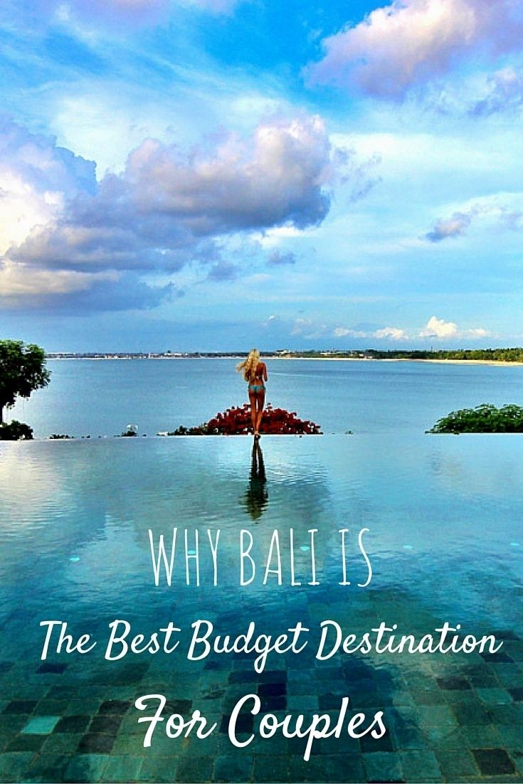 Beautiful Bali. Luxury Travel on a Budget for couples.
