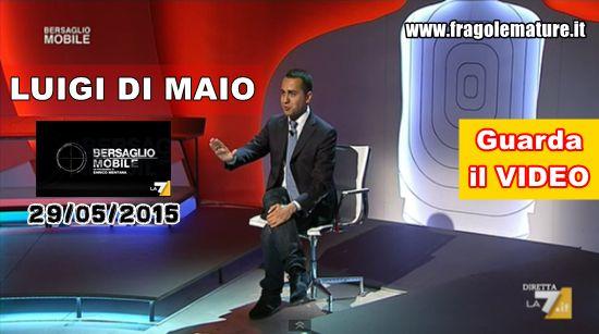 FragoleMature.it: Luigi Di Maio - Bersaglio Mobile #delucaimpresent...