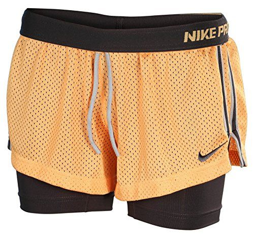 Nike Women's Dri-Fit Double Up 2 In 1 Compression Training Shorts  //Price: $ & FREE Shipping //     #sports #sport #active #fit #football #soccer #basketball #ball #gametime   #fun #game #games #crowd #fans #play #playing #player #field #green #grass #score   #goal #action #kick #throw #pass #win #winning