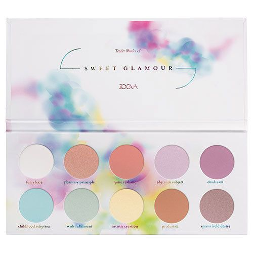ZOEVA Sweet Glamour Palette at Beauty Bay