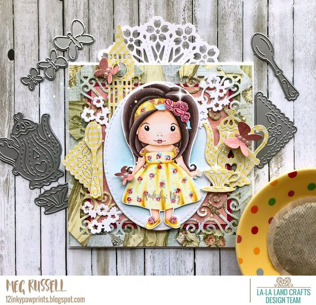 Afternoon Tea Marci With Images La La Land Crafts Craft
