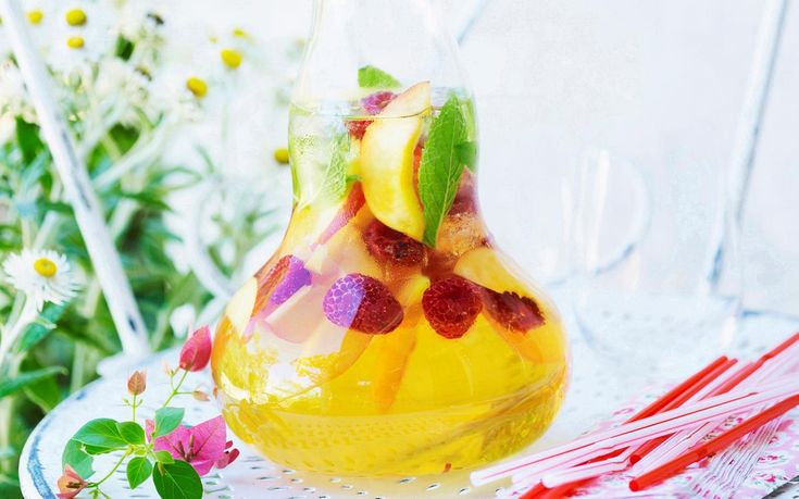 Start your summer party the right (and easy) way with this crowd-pleasing cocktail. Our recipe for white wine sangria is so delicious and takes just five minutes. Recipe by the Australian Women's Weekly.