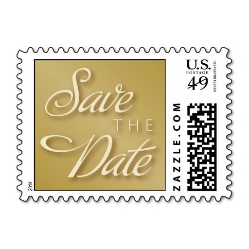 293 best Save the Date Postage Stamps images on Pinterest Black - save the date template