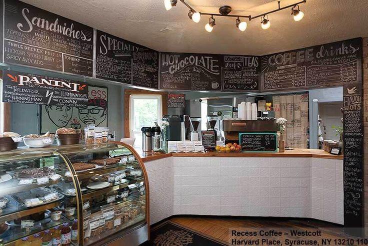 Best Coffee Shop In Syracuse New York - Recess Coffee Shop    #Bestcoffeeshops #Coffeeshops #coffee #Espresso #Cafe #bestcafes #Barista #News #Coffeenews #coffeetime #coffeelovers