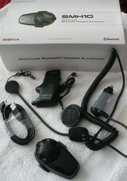 Advertisement eBay) SENA SMH10 Bluetooth Headset/Intercom