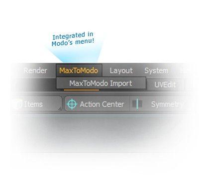 MaxToModo – 3DtoAll
