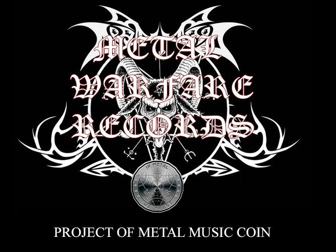 Metal Warfare Records is a big project of crypto currency called metal music coin. We will use the fund to release more band albums.