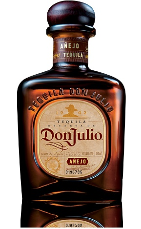 Don Julio Tequila Anejo / you, sir, are smooth and delicious.