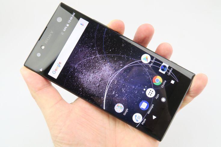 Sony Xperia XA2 Ultra: Display luminos, culori vii, puțin cam reci