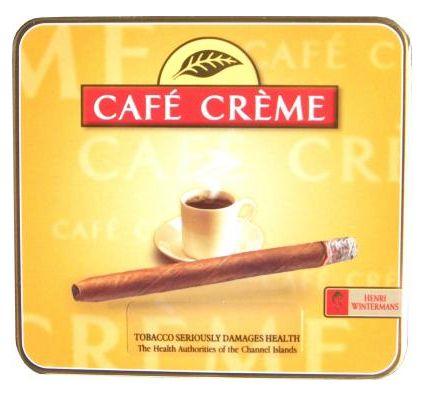 Henri Winterman Cafe Crème Filter Arôme 20 Cigarillos Price: £9.99 only.