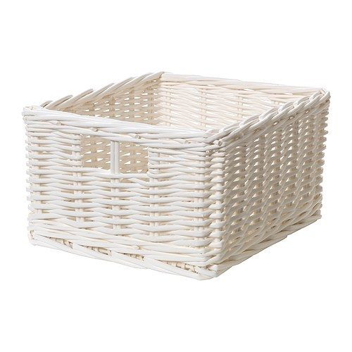 Byholma Basket Gray Apartment Living Ikea Basket