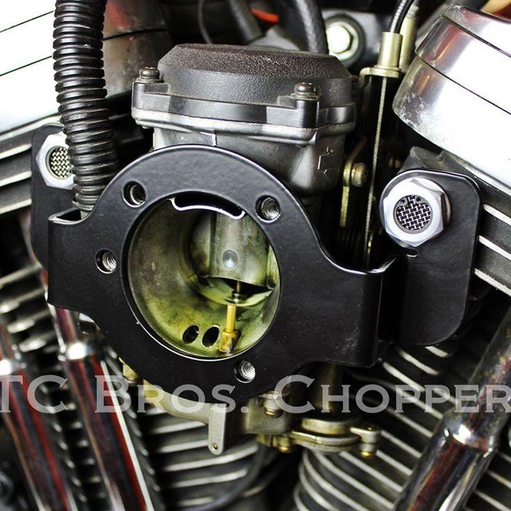 Sportster Carb Support Bracket - Ryca Motors Online Store