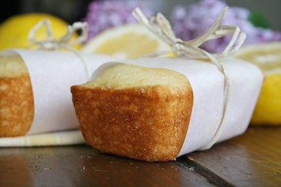 mini lemon loaf. These are delicious, soft and light! Put some in baskets with other goodies as gifts but so happy I made extra!