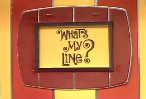 What's My Line? is a panel game show which originally ran in the United States on the CBS Television Network from 1950 to 1967, with several international versions and subsequent U.S. revivals. Wikipedia First episode: February 2, 1950 Final episode: September 3, 1975 Language: English Theme songs: Rollercoaster, Sounds, Melody in Moccasins, The Toy Trumpet Genres: Comedy, Game show, Family
