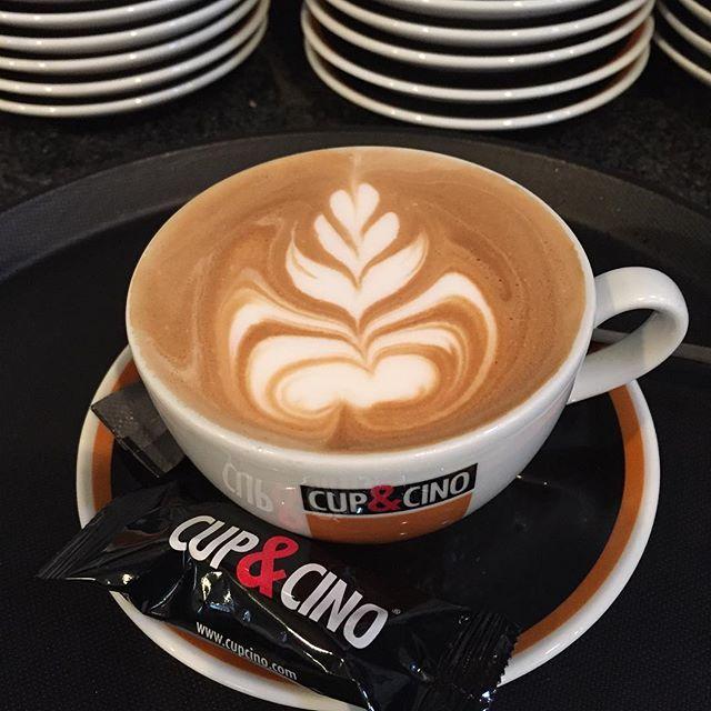 Es wird Frühling ;-) #latteart