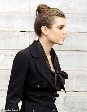 ROYALTY: Monacos Charlotte Casiraghi