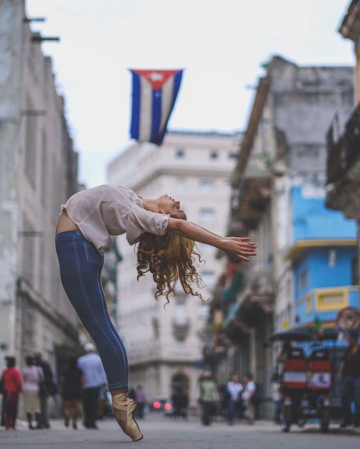 Danseuse ballerine