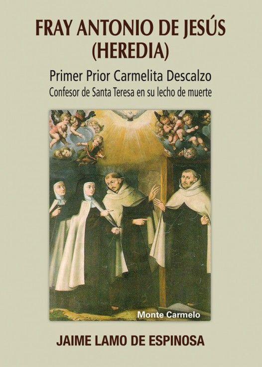 Mons. Osoro presenta la biografía de Fray Antonio de Jesús (Heredia)