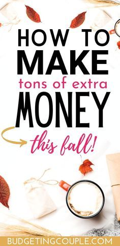 Want to start saving up for the holidays? Or want some extra cash to spend on yourself? Check out our 33 easy ways to start making money now with thes...