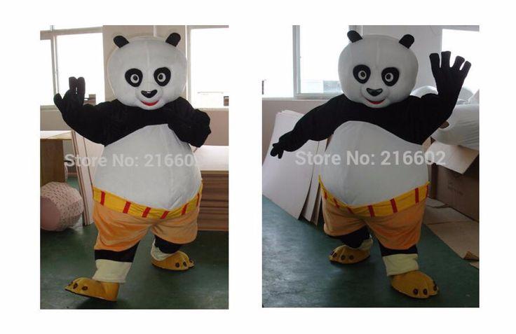 Взрослый размер Кунг Фу панда костюм Талисмана Кунг Фу Панда костюм Талисмана Кунг Фу панда купить на AliExpress
