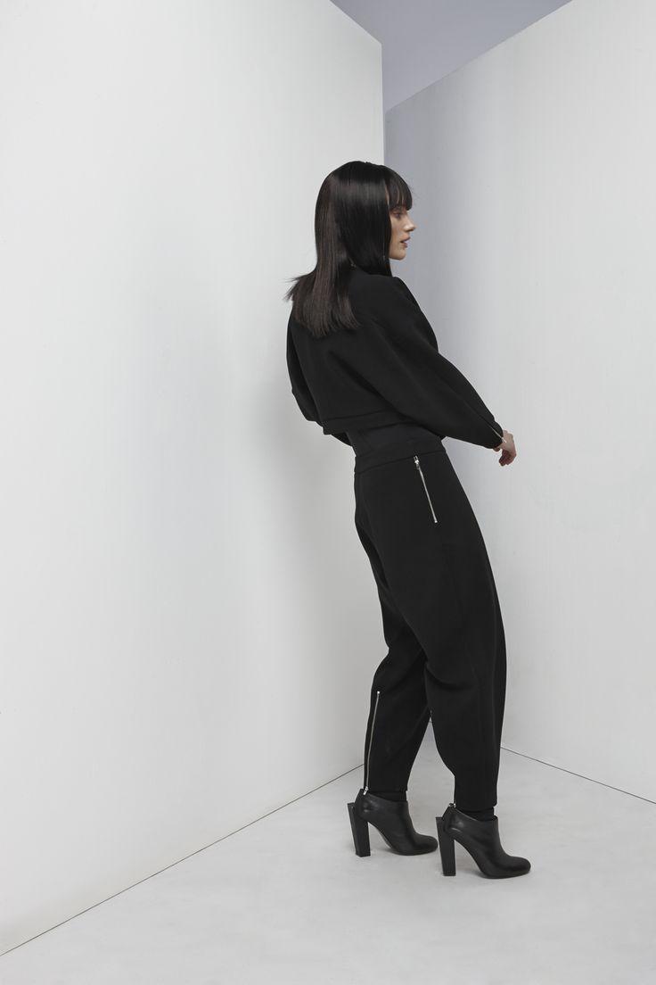 NUBU VEVEY jacket / NUBU SALAVAT trousers