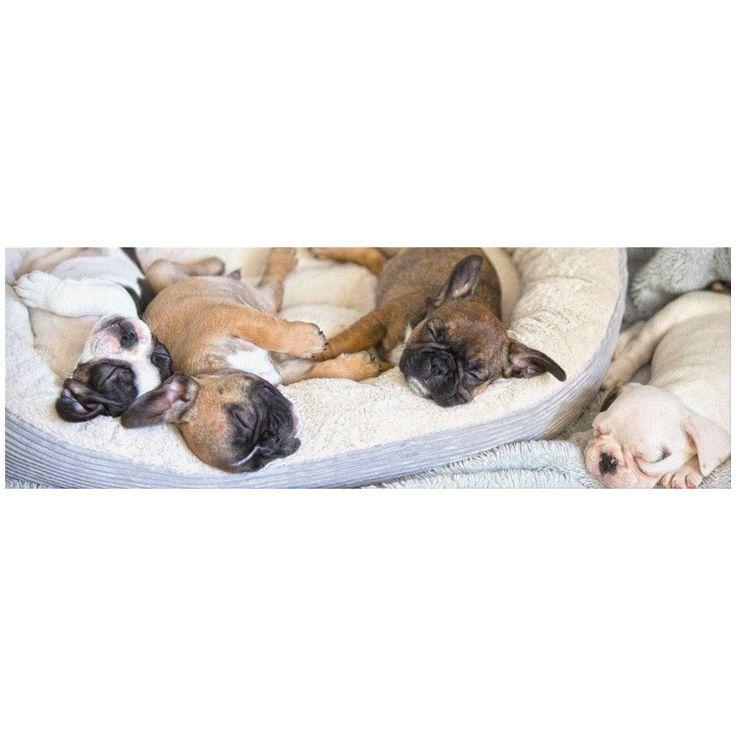 French Bulldog Puppies Yoga Mat